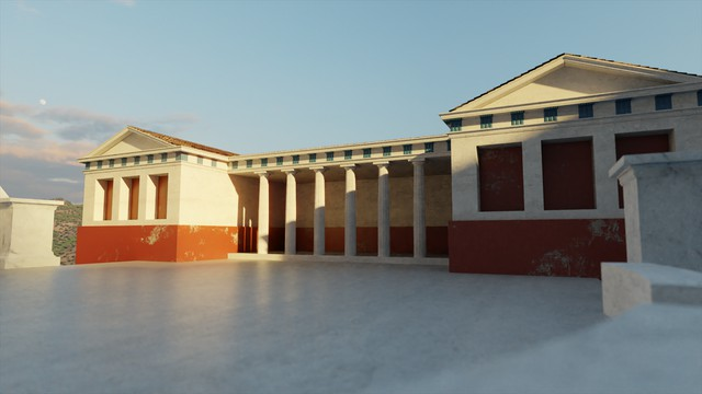 The Theatre at Delphi