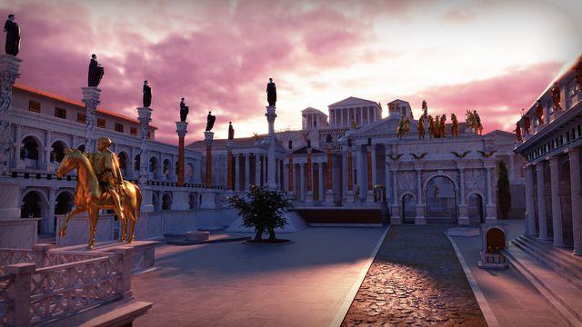 The Basilica Aemilia