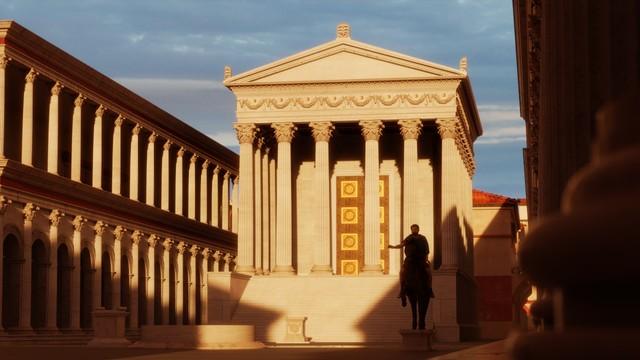 The Forum and Capitolium