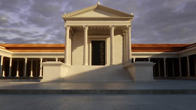 Valencia's Roman Forum