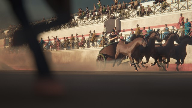 A Circus Race at Olisipo