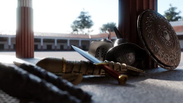 Gladiator's Barracks