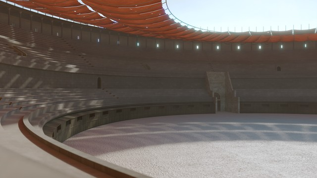 Inside the Arena