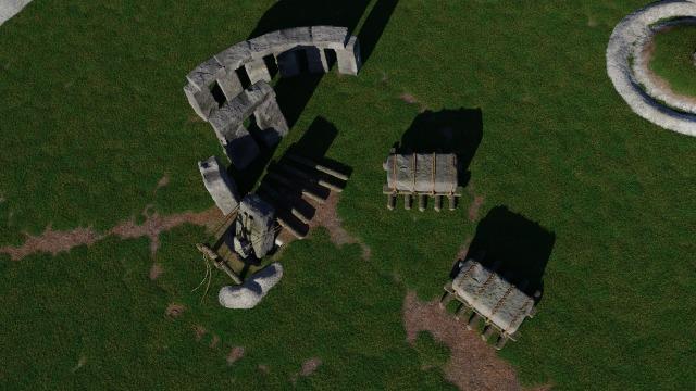 Phase 3, Building Stonehenge
