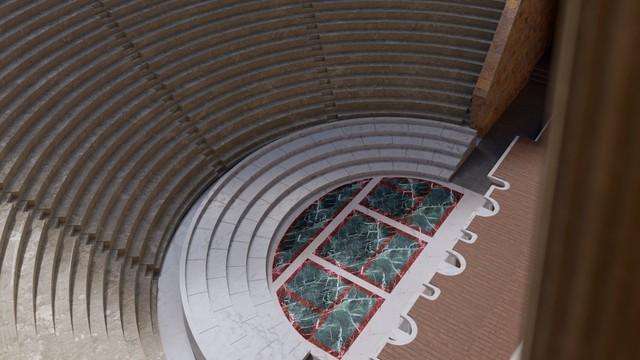 Lugdunum Theatre